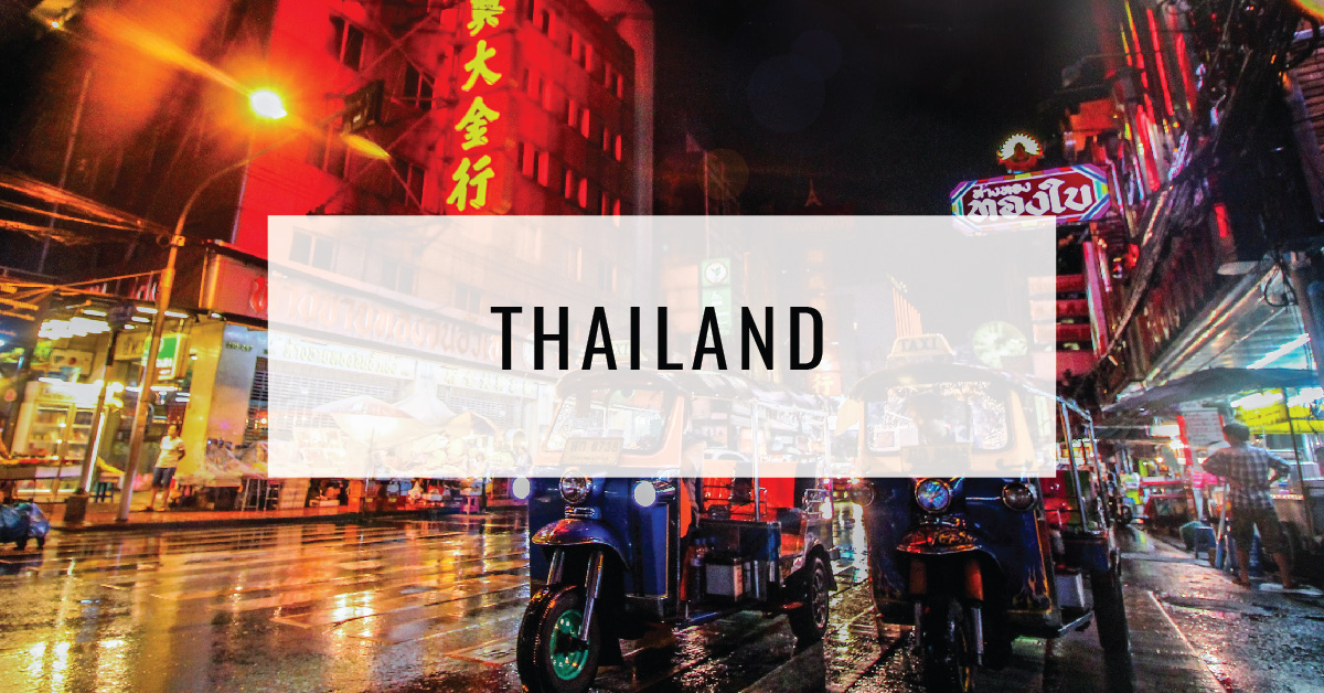 Thailand Title Card | Food For Thought
