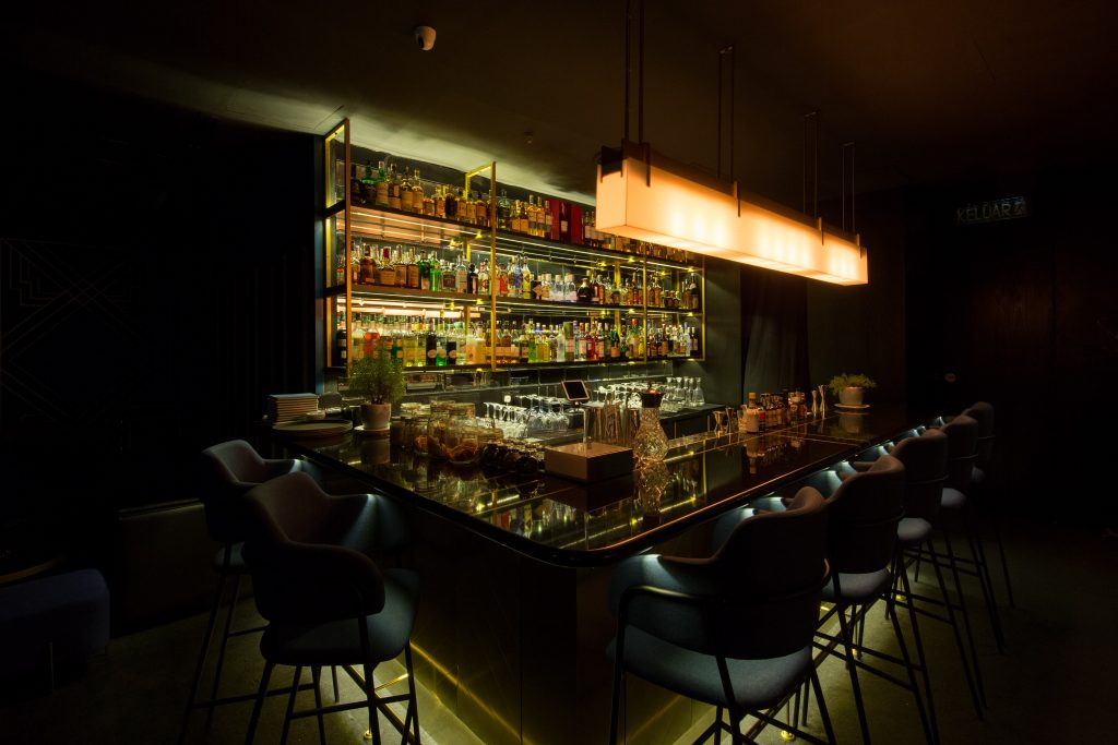 The Bar | Three X Co | Food For Thought