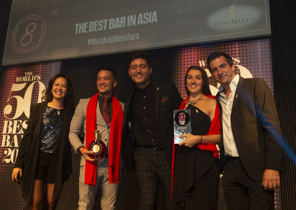 The Best Bar in Asia | The World's Best Bars 2019 | Food For Thought