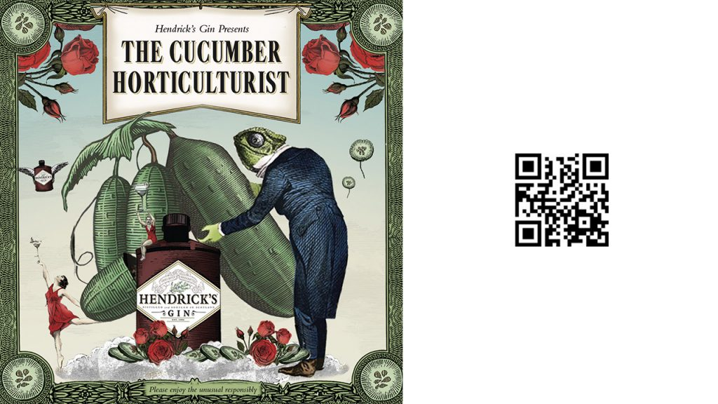 The Cucumber Horticulturalist | World Cucumber Day | Charmaine Thio of Hendrick's Gin | Food For Thought
