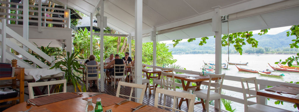 The Deck | Kamala Beach Estate Hotel | Food For Thought