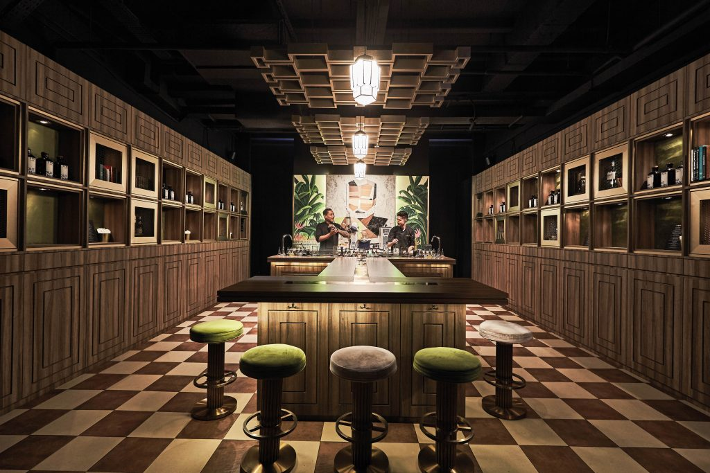 The Old Man Singapore | Courtesy of Her World | Best Bars in Singapore 2019 | Food For Thought