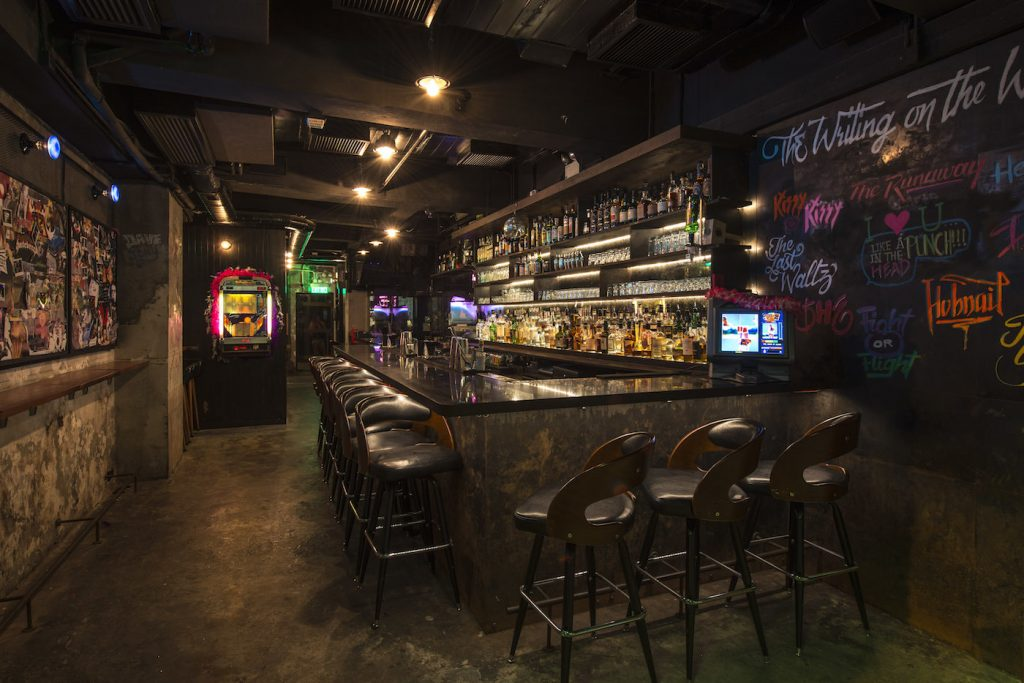 The Pontiac Hong Kong | Best Bars In Hong Kong 2018 | Food For Thought