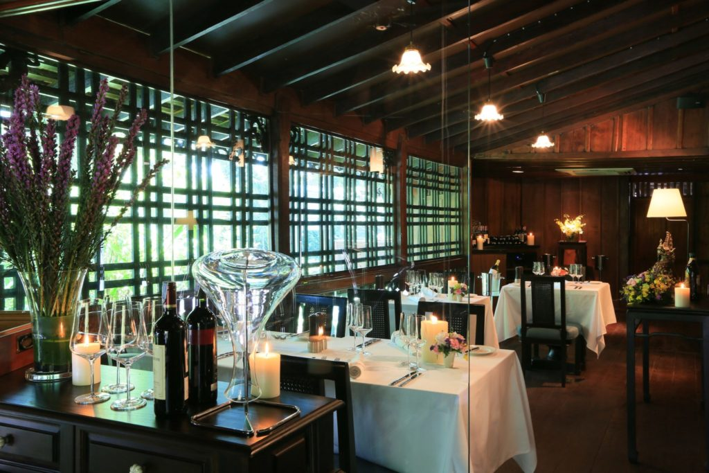 The Wine Cellar | 137 Pillars House | Food For Thought