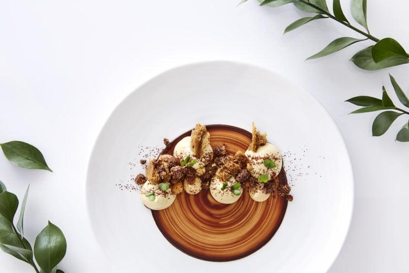 Tiramisu Dessert | Mandarin Grill | Food For Thought