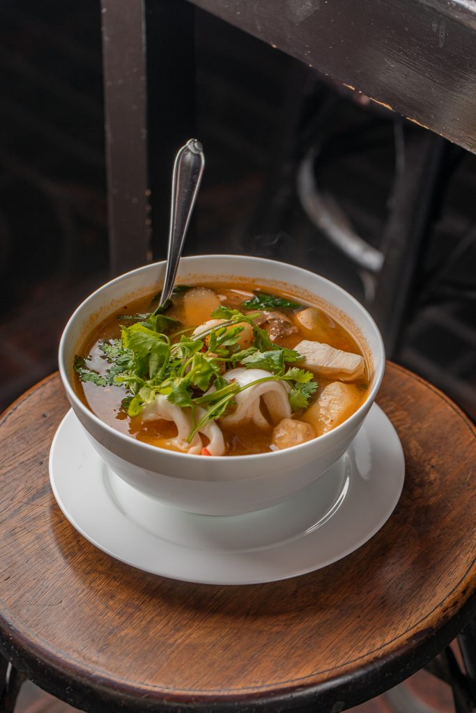 Tom Yum | Icon Award Jay Fay | Asia's 50 Best Restaurants 2021 | Food For Thought