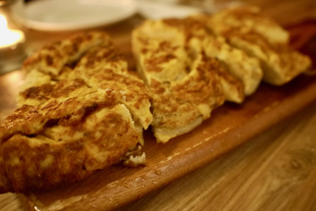 Tortilla de Patata | Sapore | Food For Thought