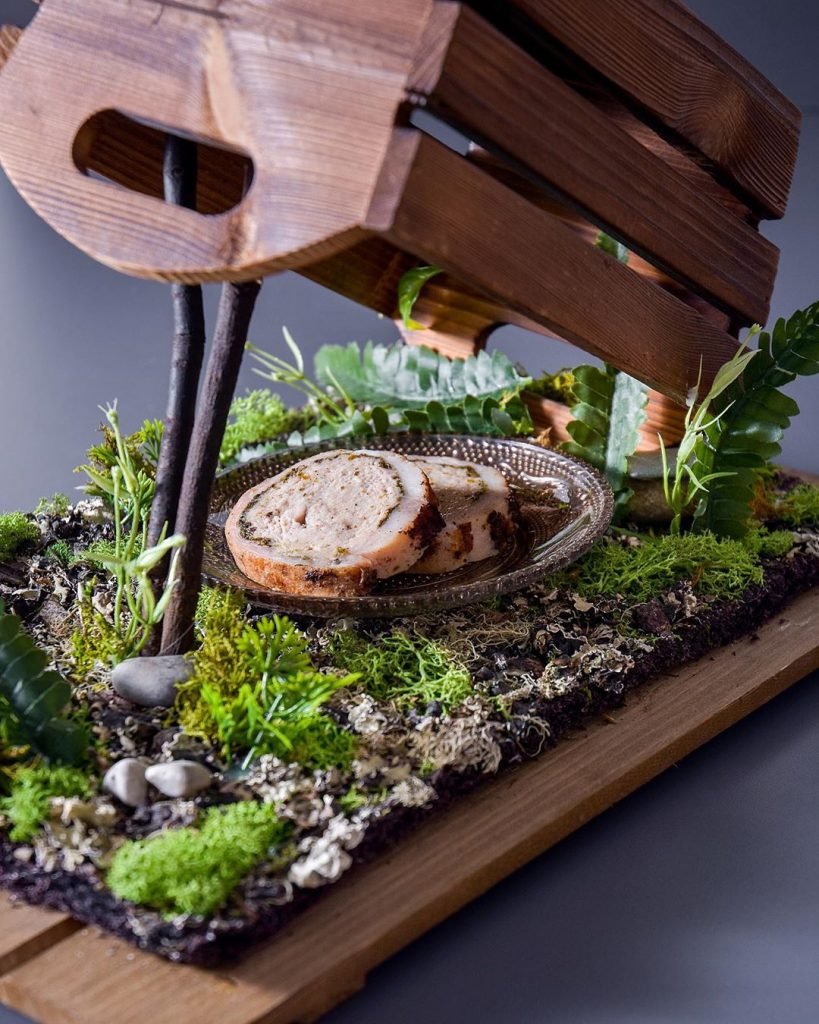The Rabbit Course   Sean MacDonald   Est Restaurant   Food For Thought