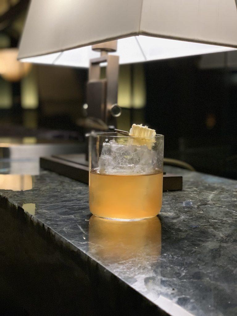 Trigona Old Fashioned | Ketel One Sustainable Bar Award 2020 | Bar Trigona | Food For Thought