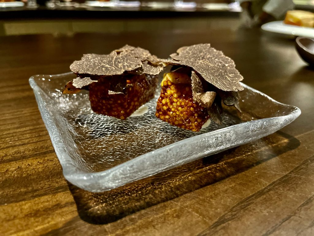Truffle Dadinho | Hide KL | Food For Thought