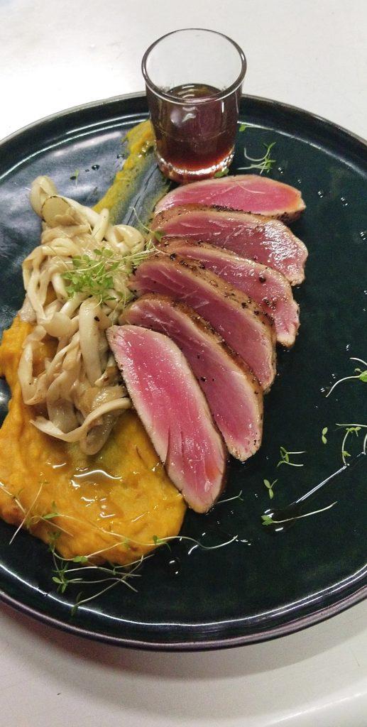 Tuna Tataki | Meatology | Food For Thought