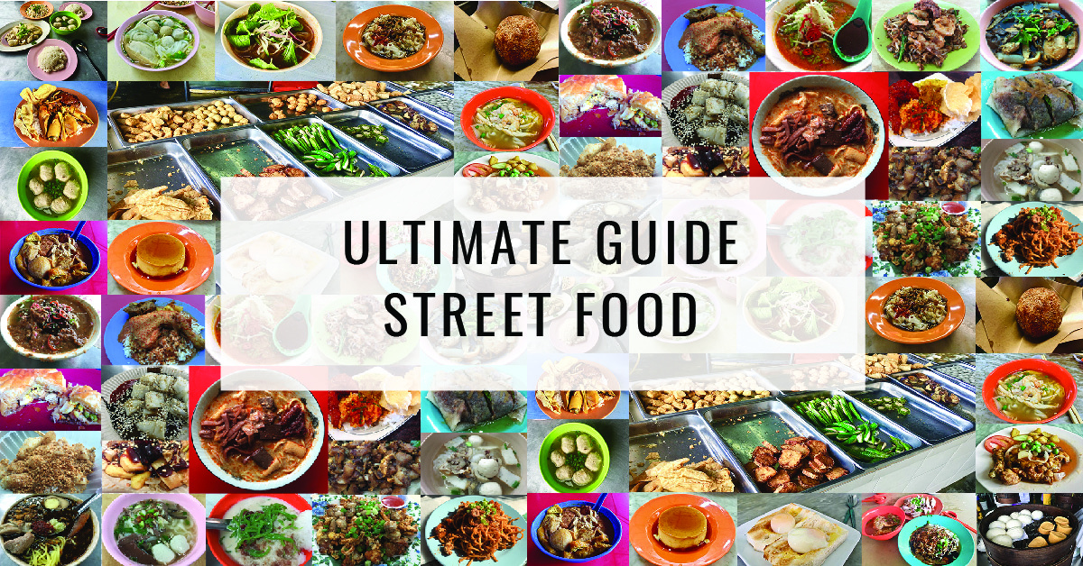 Ultimate Food Guides Title Card | Food For Thought