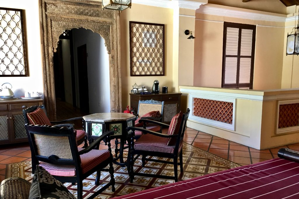 Upstairs Lounge | Jawi Peranakan Mansion | Food For Thought