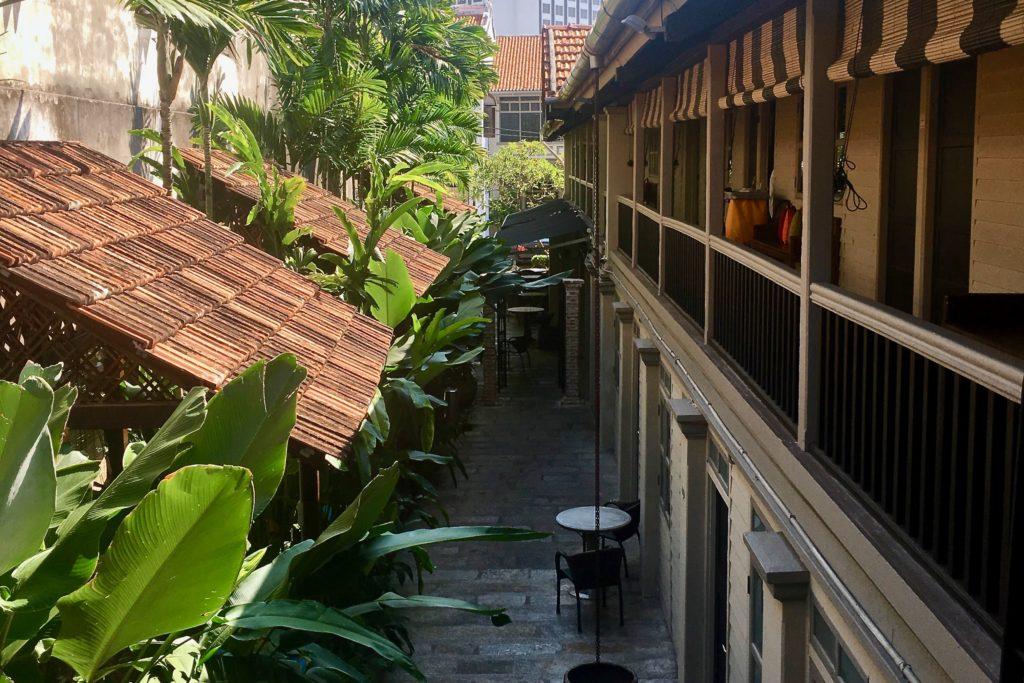 Upstairs | Muntri Mews | Muntri Residence | Food For Thought