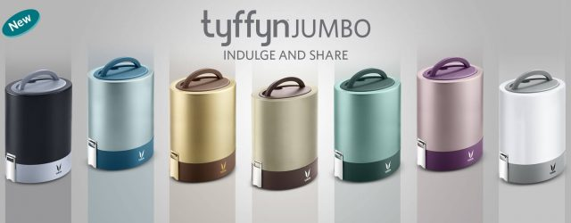 Tyffyn & Drynk: Luxury Lunchboxes