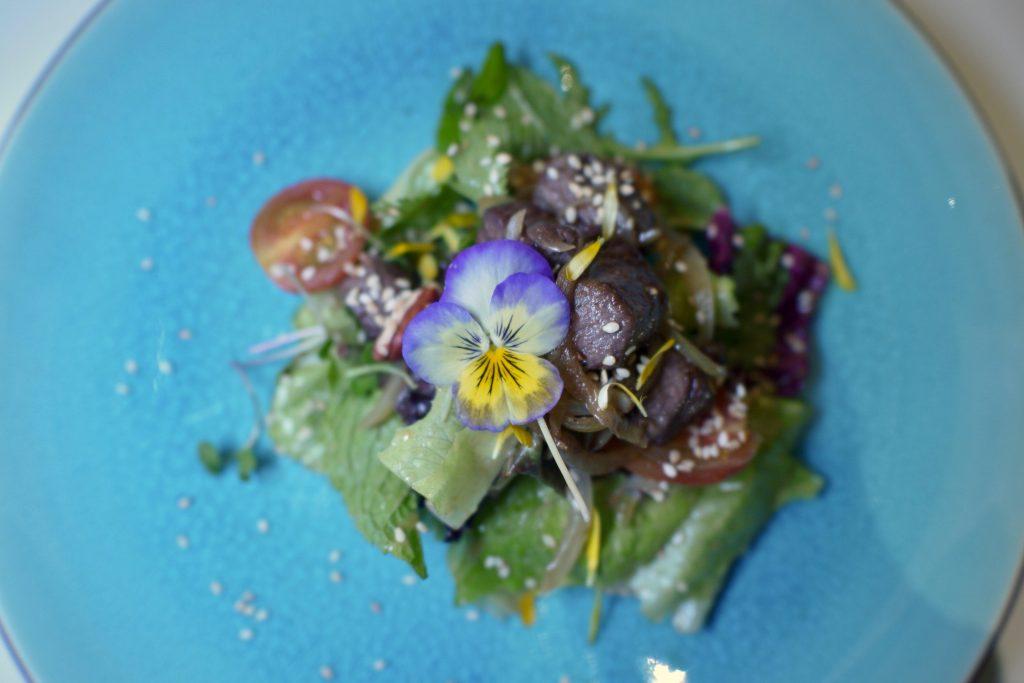 Vietnamese Beef Salad | Soleil's Chef's Table | Soleil