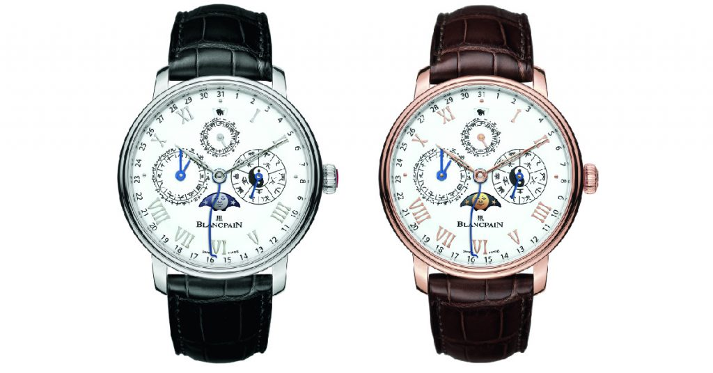 Villeret | Blancpain | Food For Thought