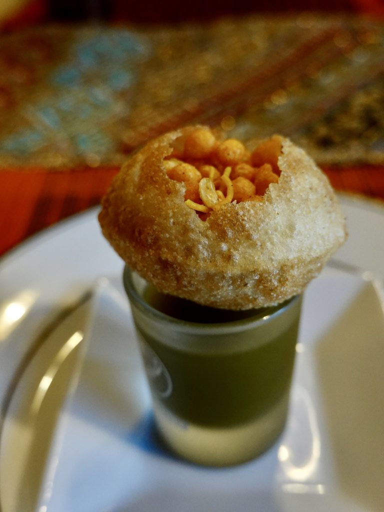 Vodka Pani Puri | Cholas By WTF | Food For Thought