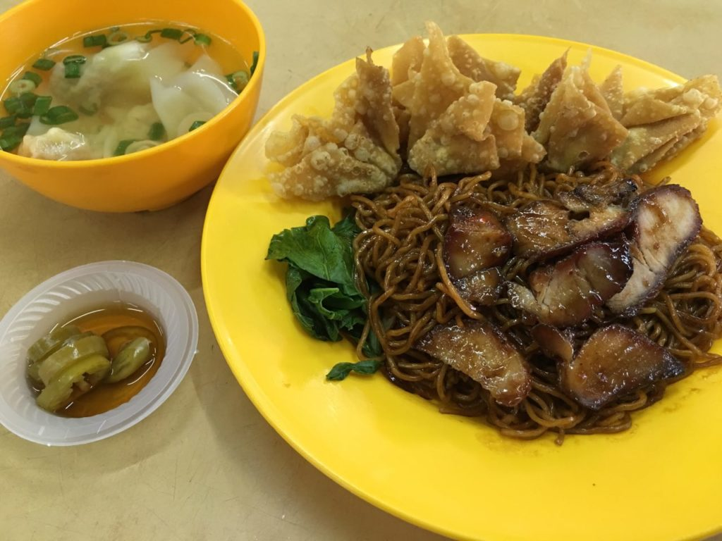 Best Wanton Mee in Penang | Penang Food Guide | Food For Thought