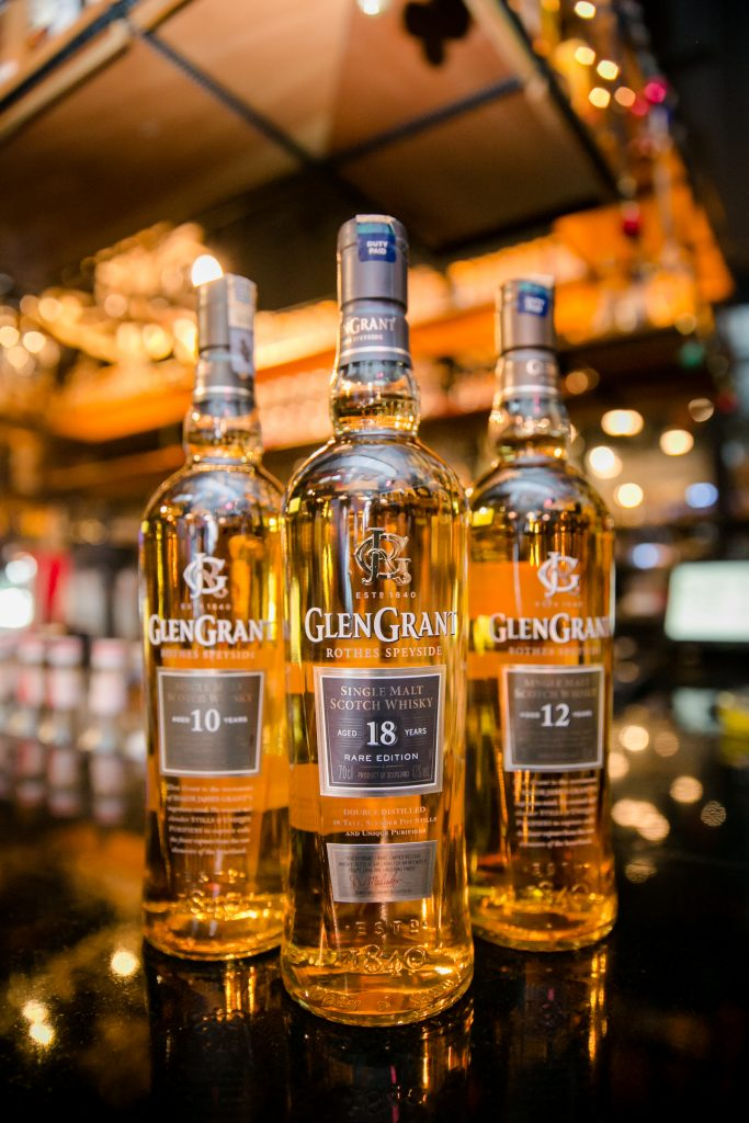 Whisky | Glen Grant Whisky | Food For Thought