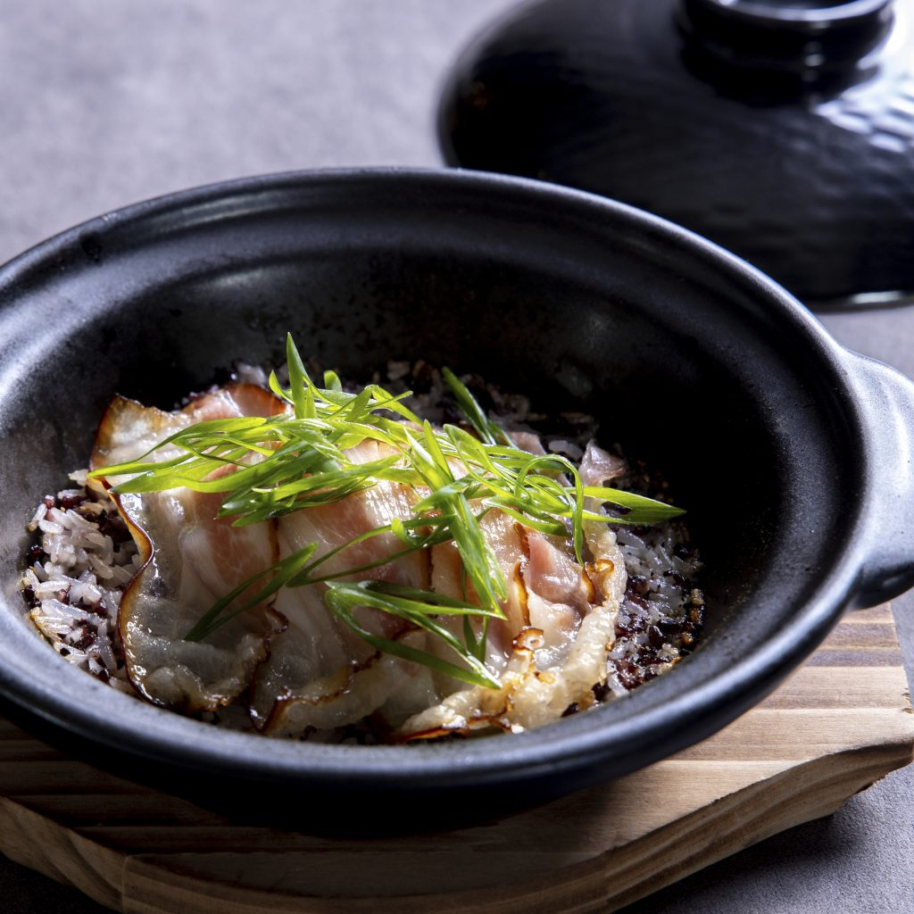 Wild Rice Bowl | Bouchon Enfin | Food For Thought