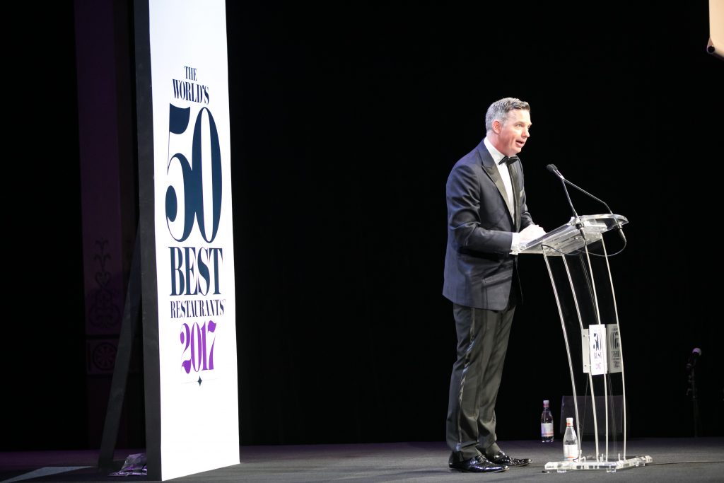William Drew Editor of World's 50 Best | World's 50 Best Restaurants 2019 | Food For Thought