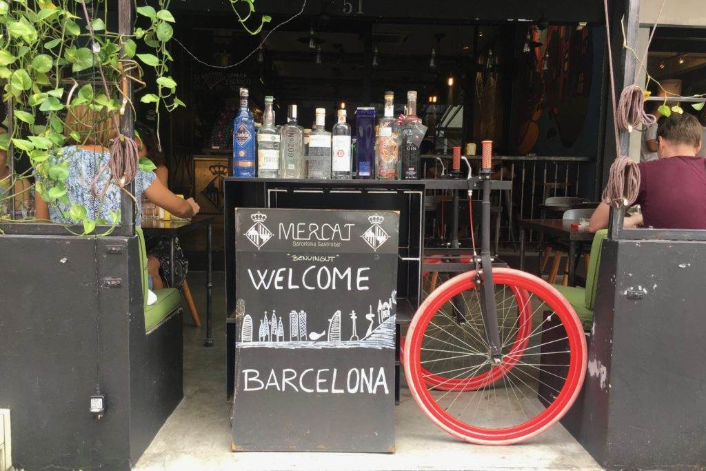 Wine Bar | Mercat Barcelona Gastrobar | Food For Thought