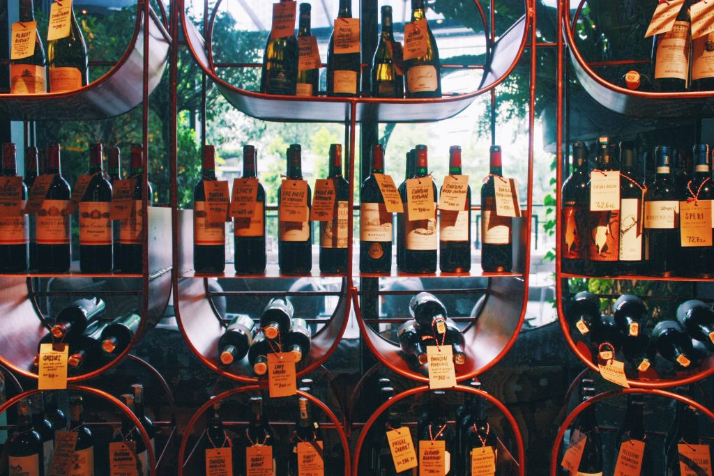 Wine Selection | The Social Wine Shop | Food For Thought