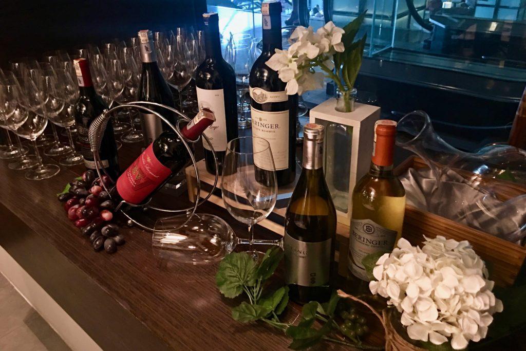 Wine Tasting   Treasury Wine Estates   Food For Thought